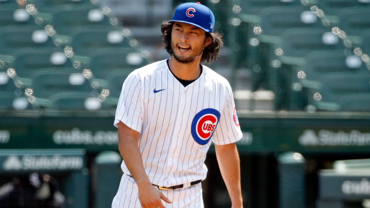 Padres set to acquire Yu Darvish from Cubs in seven-player trade per reports – CBS Sports