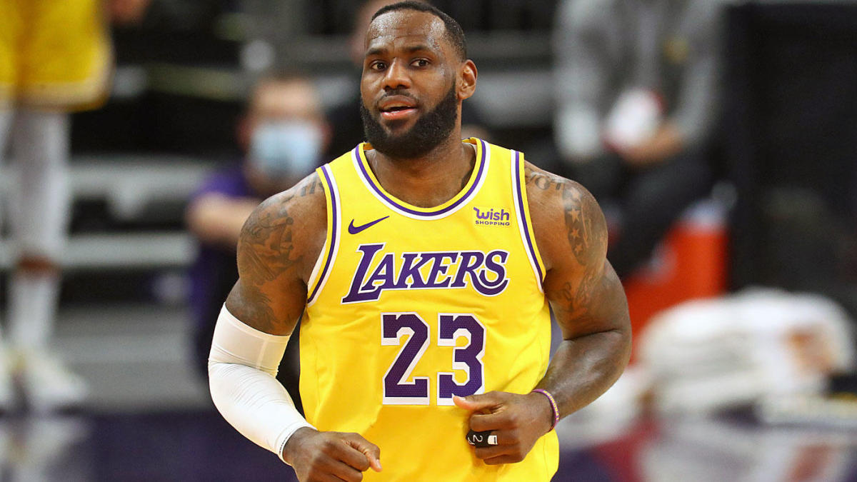 Lakers Vs Pelicans Odds Line Spread 2021 Nba Picks Jan 15 Predictions From Model On 67 38 Roll Cbssports Com