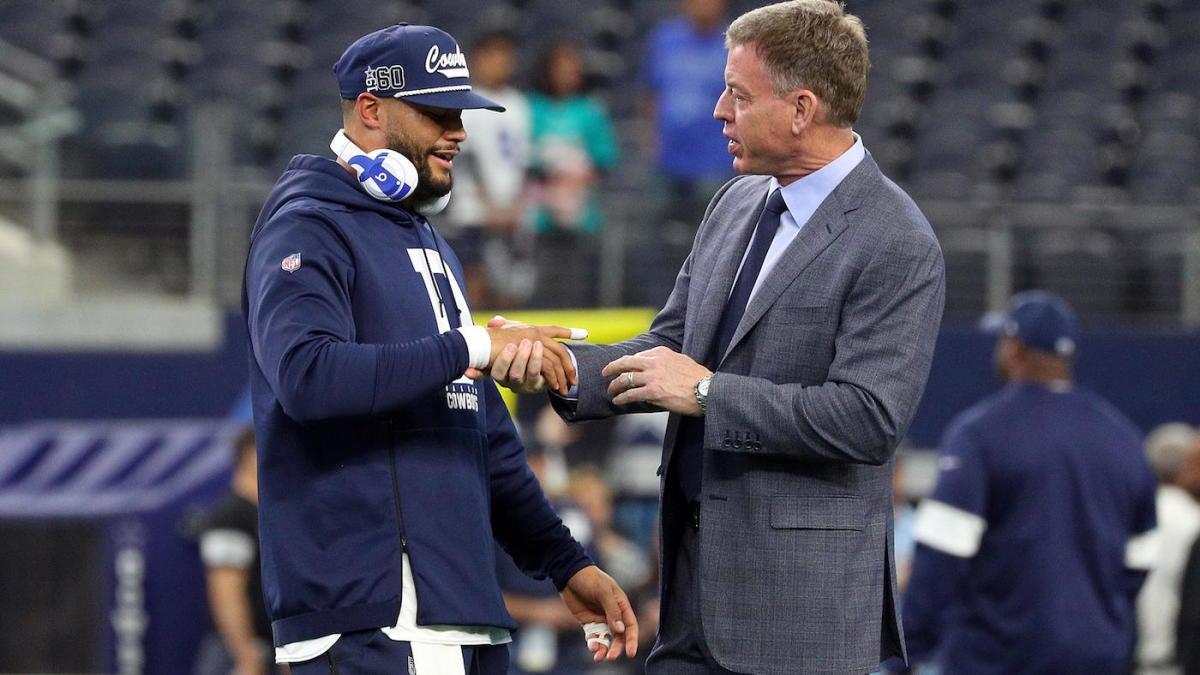 Troy Aikman: Dak Prescott 'luce genial' después de la rehabilitación, los Cowboys pueden ser 'explosivos' en 2021