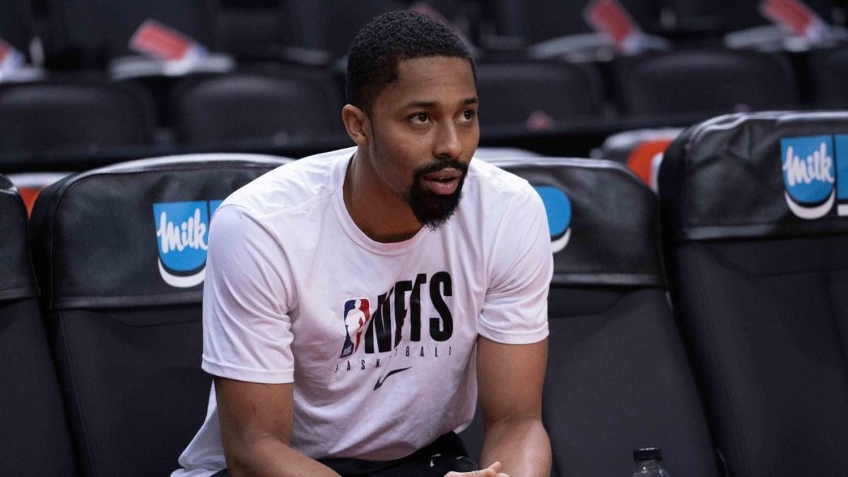 Nets' Spencer Dinwiddie to decline $12.3 million player option for 2021-22 season, per report