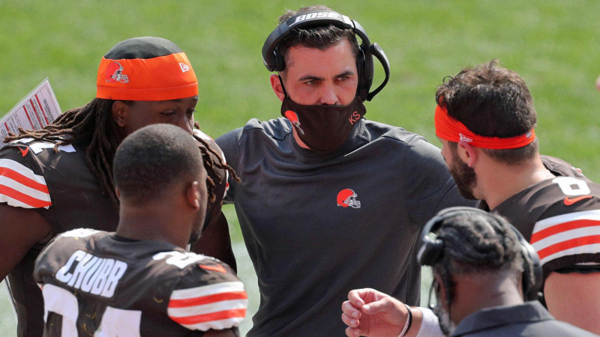 Browns working virtually ahead of Steelers game; latest COVID-19 tests come back negative per reports – CBS Sports