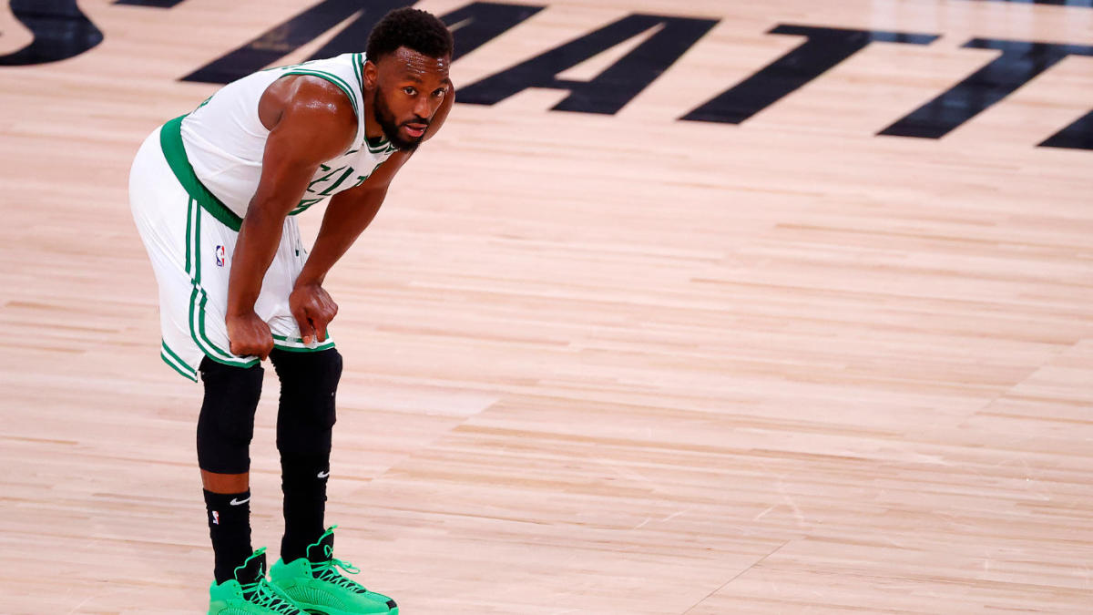 Celtics' Kemba Walker cleared to begin practicing after stem cell injection in knee