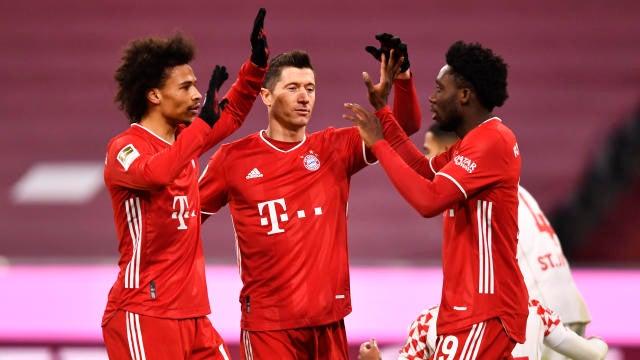 Borussia Monchengladbach Vs Bayern Munich Bundesliga Live Stream Tv Channel Watch Online News Odds Cbssports Com