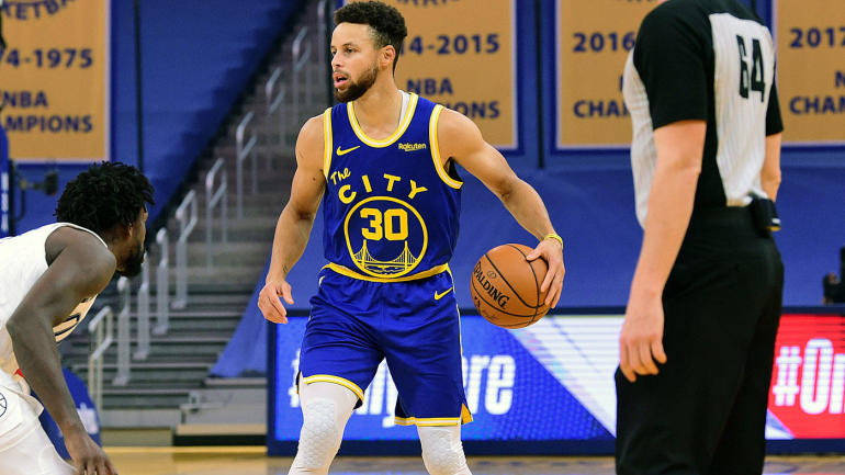 NBA DFS: Stephen Curry and top DraftKings, FanDuel daily Fantasy basketball picks for Feb. 6, 2021