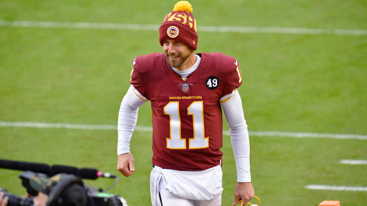 Alex Smith Retirement Urban Meyer Was Eyeing Veteran Qb As Possible Addition For Jaguars Cbssports Com