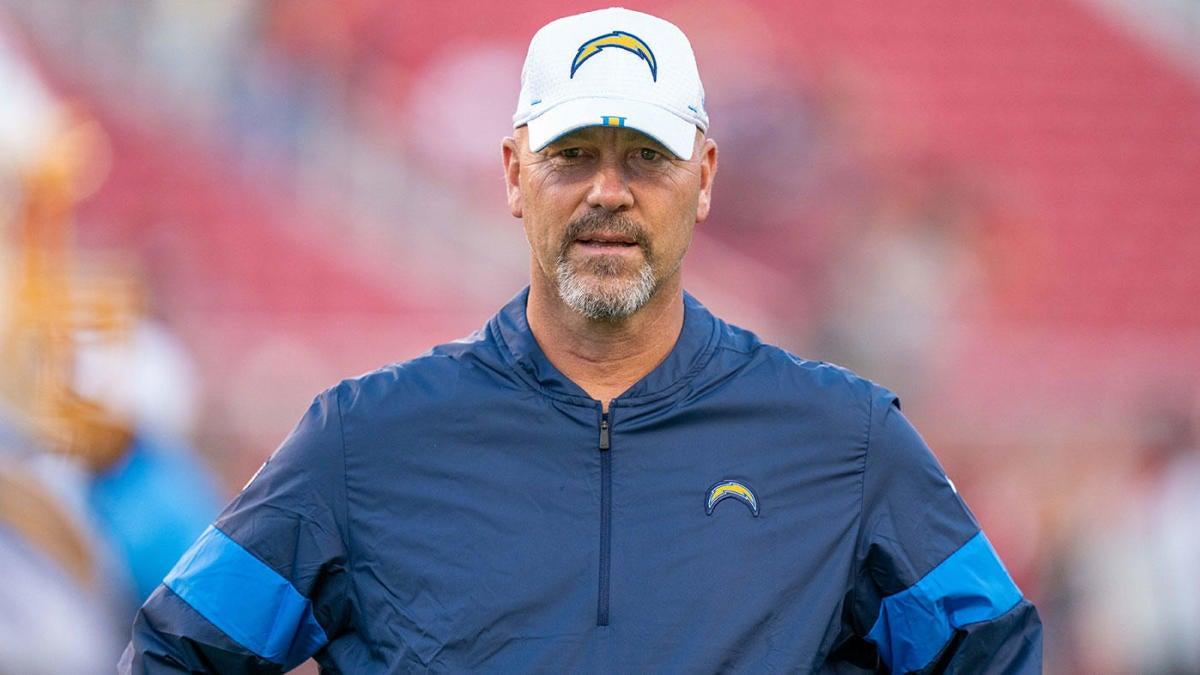 former Jaguars head coach Gus Bradley ...