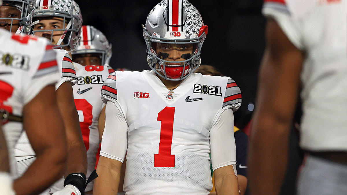 Ohio State QB Justin Fields, a likely top-10 pick, to ...