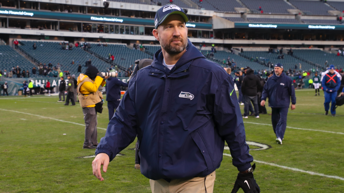 Seahawks fire Brian Schottenheimer following Seattle's wild-card loss to the Rams – CBS Sports