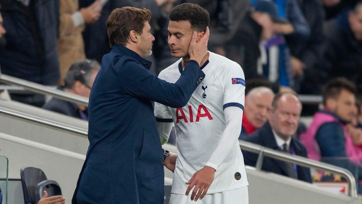 Dele Alli-to-PSG transfer news: Paris Saint-Germain coach Pochettino keen  on Tottenham Hotspur midfielder - CBSSports.com
