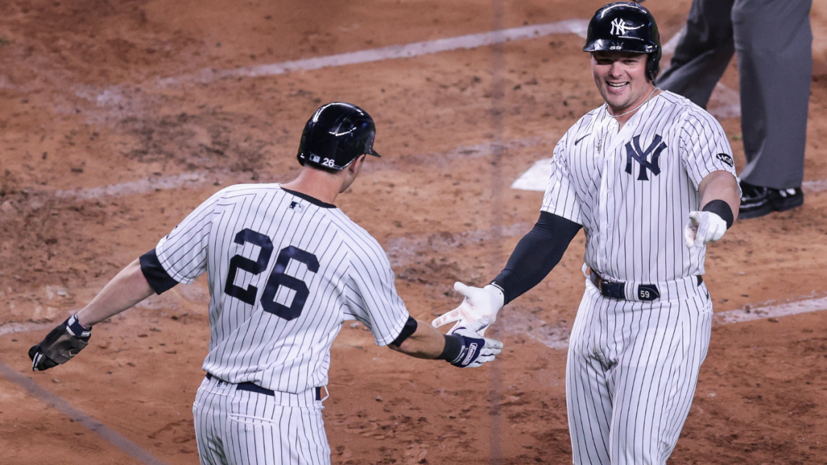 Yankees' Luke Voit says team 'needs' to re-sign DJ LeMahieu: 'He's the best hitter in baseball'