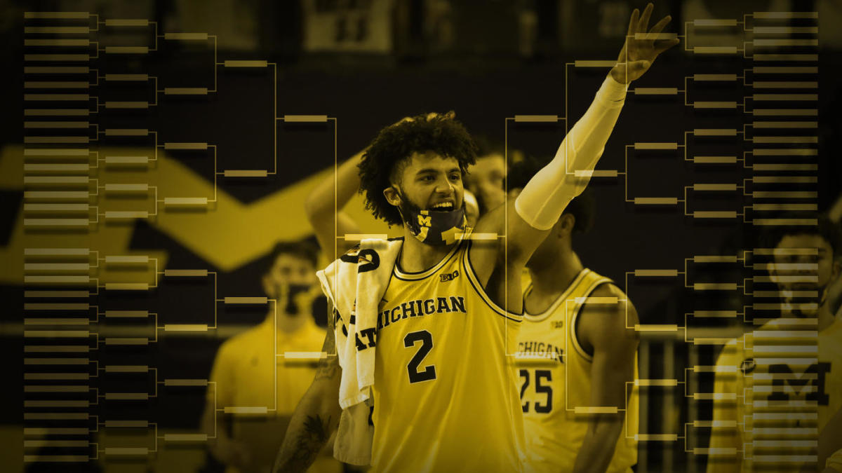 Bracketology: Michigan moves up to top line as the No. 2 national seed in NCAA Tournament projection