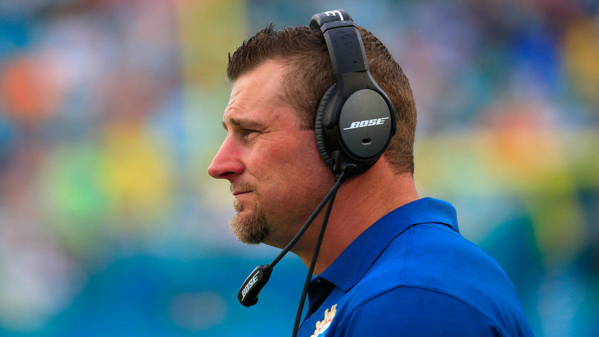 New Lions coach Dan Campbell says he's OK being a 'meathead' with 'limited brain capacity'