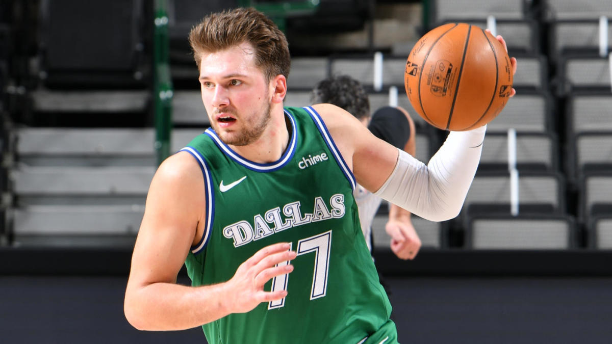 Four reasons why Luka Doncic and the Mavericks are a wild card entering the 2021-22 NBA season