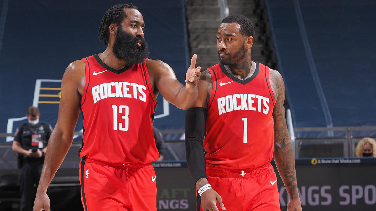 John Wall, DeMarcus Cousins confronted James Harden during Rockets meeting prior to trade, per report