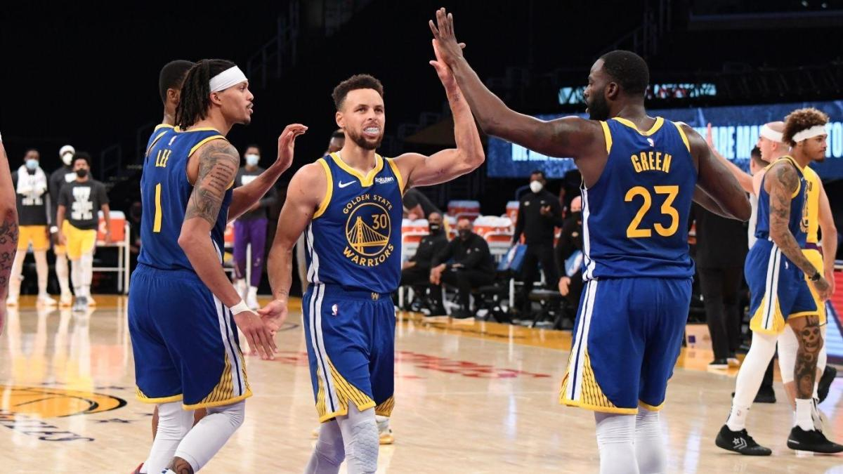 Warriors-Lakers takeaways: Stephen Curry comes up clutch for Golden State in comeback win against Los Angeles – CBS Sports