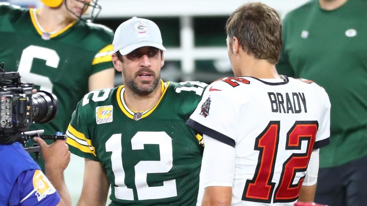 NFL Championship Sunday picks: Aaron Rodgers outduels Tom Brady in NFC title game, Bills stun Chiefs in AFC