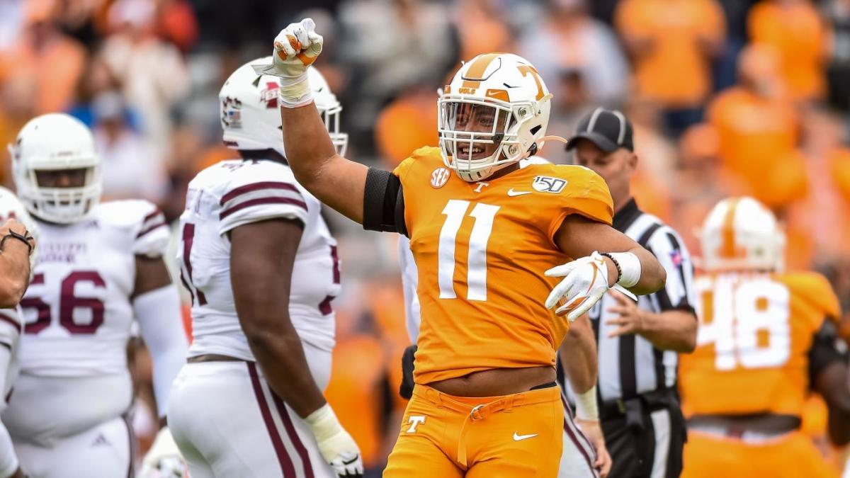Alabama lands former Tennessee LB Henry To'o To'o as former Top-50 recruit  will transfer to Crimson Tide - CBSSports.com