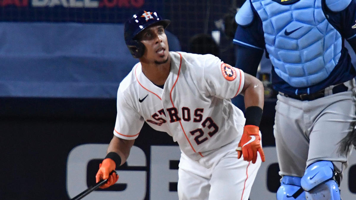 Fantasy Baseball Offseason Tracker: Michael Brantley re-ups with Astros; J.A. Happ signs on with Twins