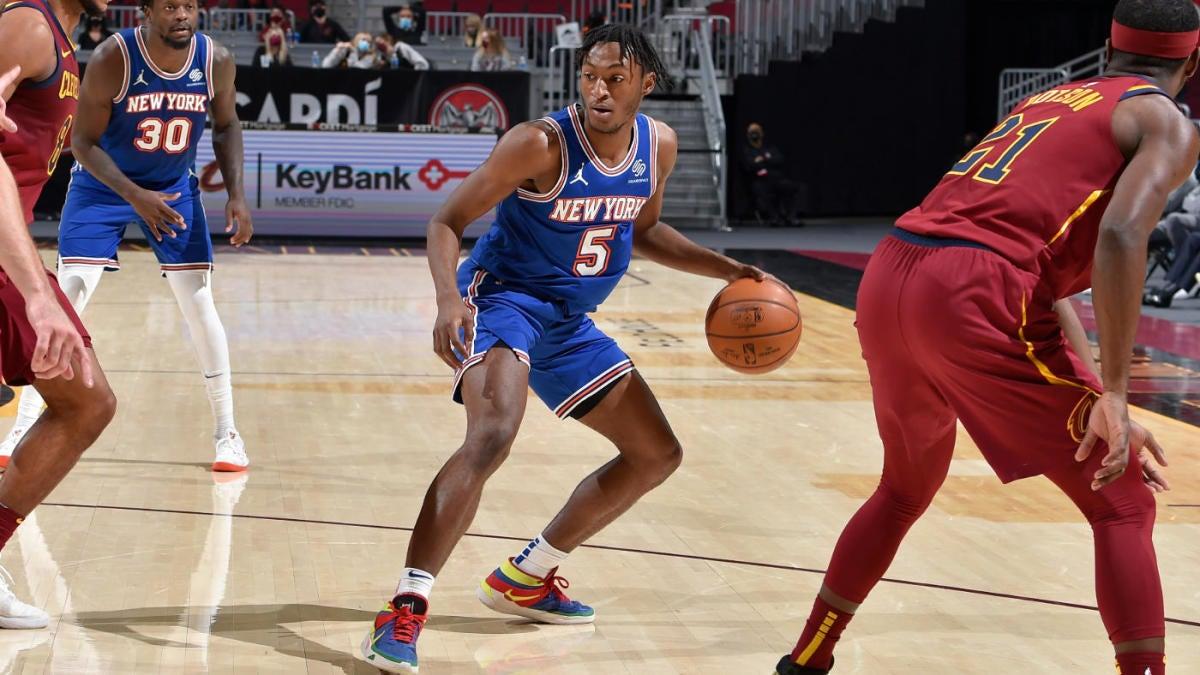 Immanuel Quickley, tra i giovani di prospettiva dei Knicks