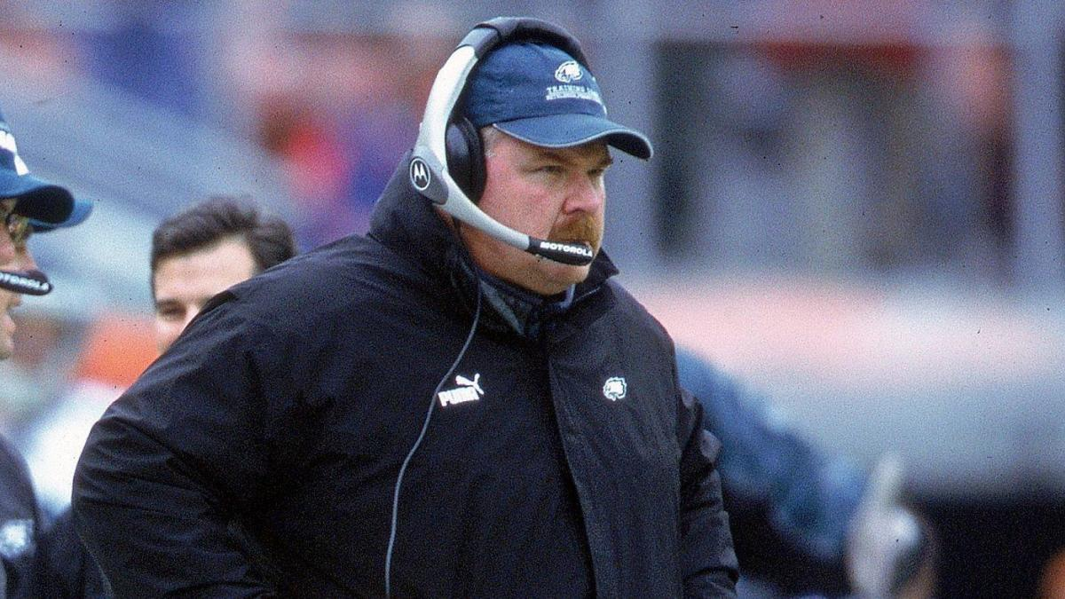 2021 AFC Championship: Here's how Andy Reid's initial staff with 1999 Eagles is still impacting the NFL today