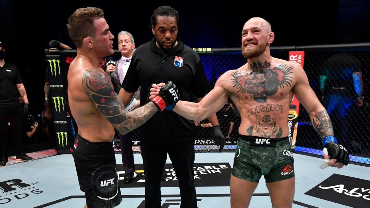 Conor McGregor vs. Dustin Poirier 3 full fight video highlights