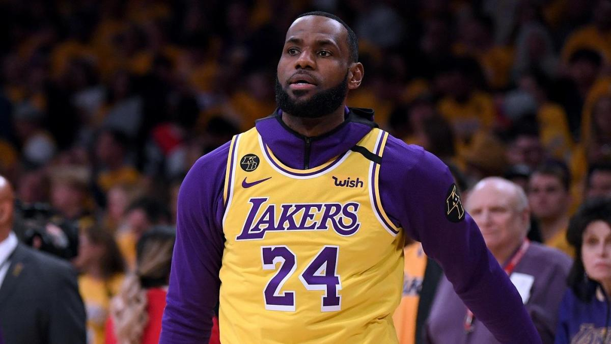 LeBron James reflects on Kobe Bryant's legacy: 'Legends never die ...