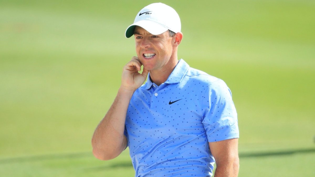 Rory McIlroy's wild streak of top-five finishes without a victory continues in Abu Dhabi