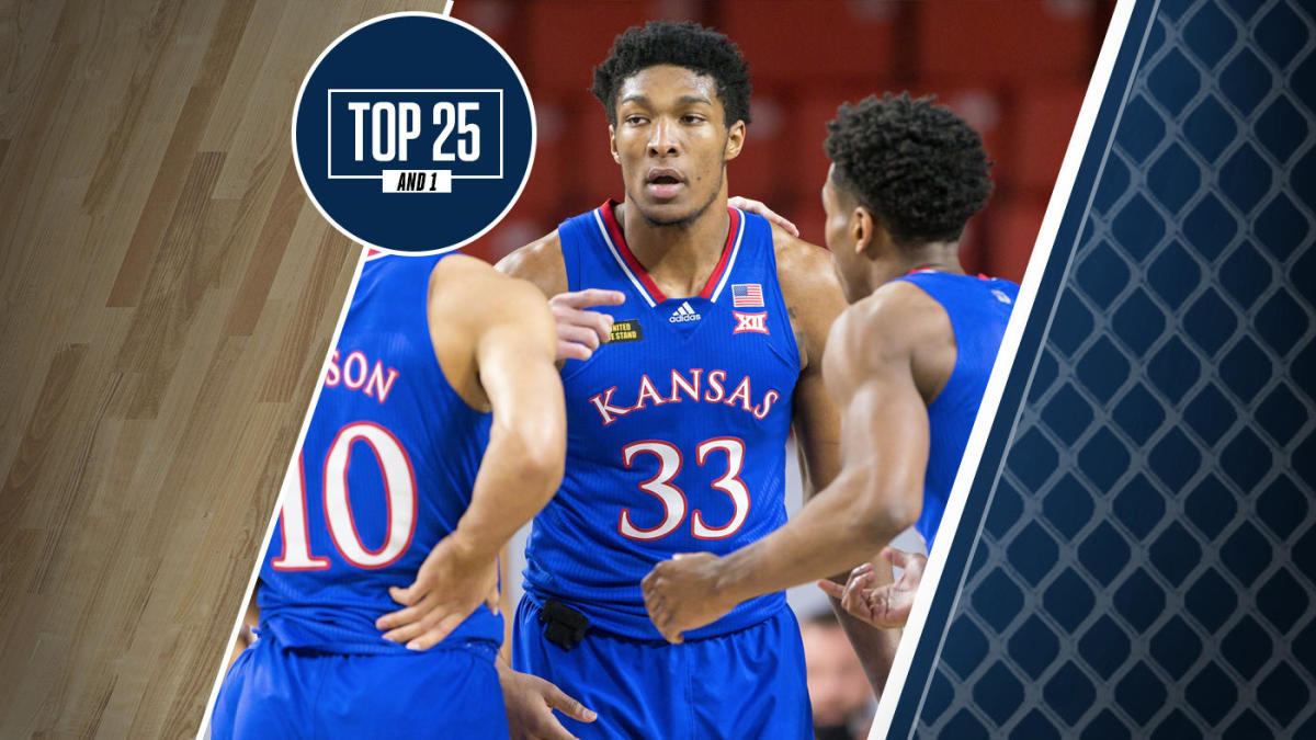 College basketball rankings: Kansas drops out of top 10, but it shouldn't be that surprising