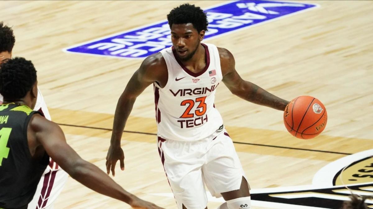 Tyrece Radford suspended from Virginia Tech men's basketball program after arrest