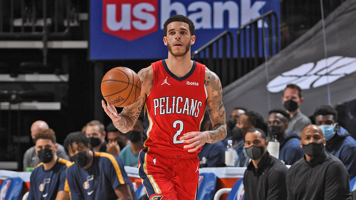 NBA Free Agency: Lonzo Ball, Bulls appear headed for potential $80 million offer; Pelicans can still match thumbnail
