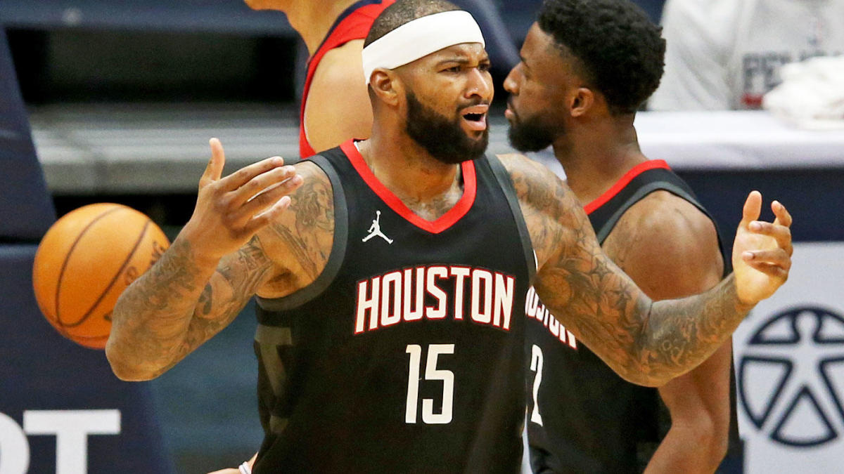 Rockets release DeMarcus Cousins, allowing former All-Star to sign with different team
