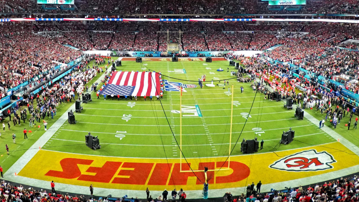 2021 super bowl national anthem betting best sports betting algorithms