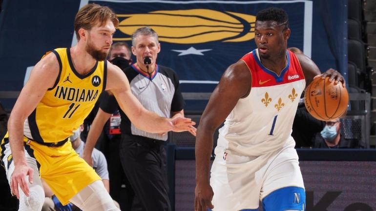 Zion Williamson ties Blake Griffin as fastest active NBA player to reach 1,000 career points