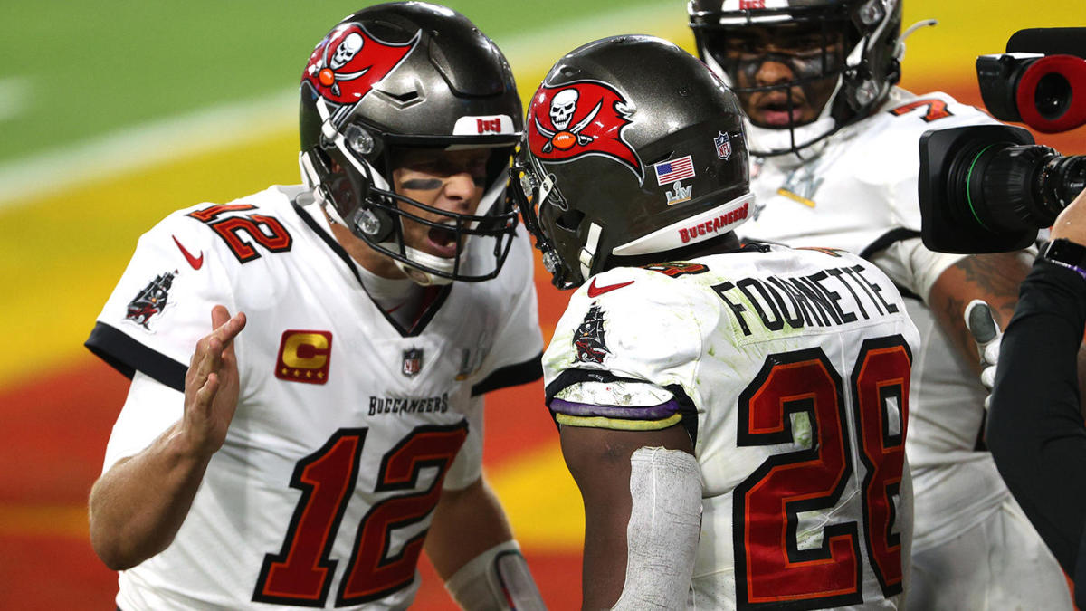 <p>Super Bowl 2021 highlights: Tom Brady, Buccaneers defense steal the show as Tampa Bay wins second title thumbnail