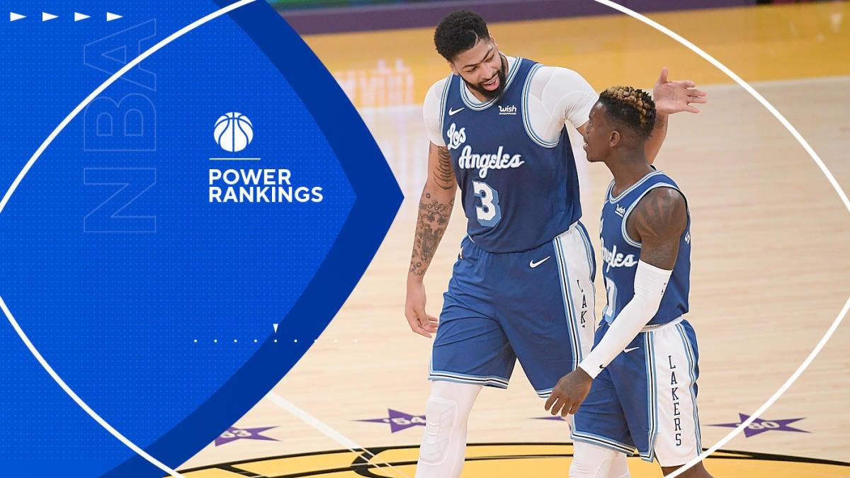 NBA Power Rankings: Lakers Jazz battle for top spot; Bucks turn up the defense; scorching Kings make big jump – CBS Sports