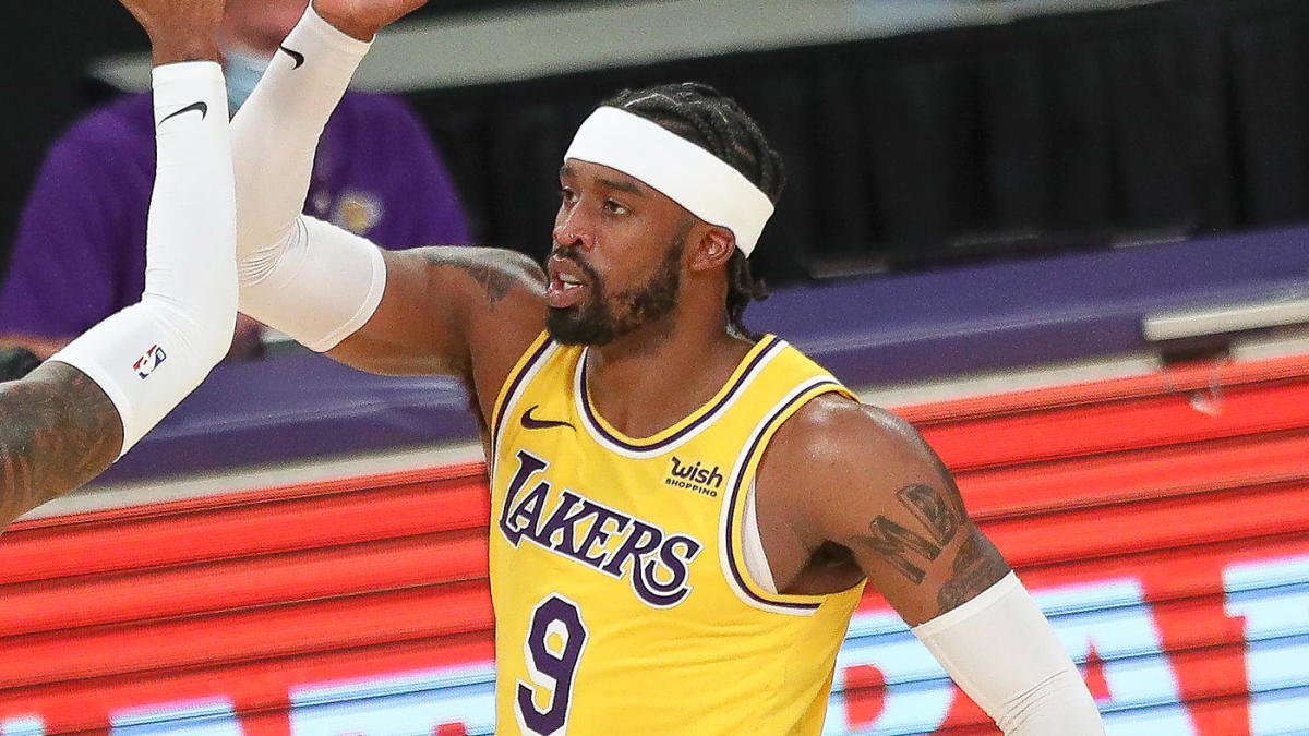 Wesley Matthews saved Lakers from loss, but his emergence ...