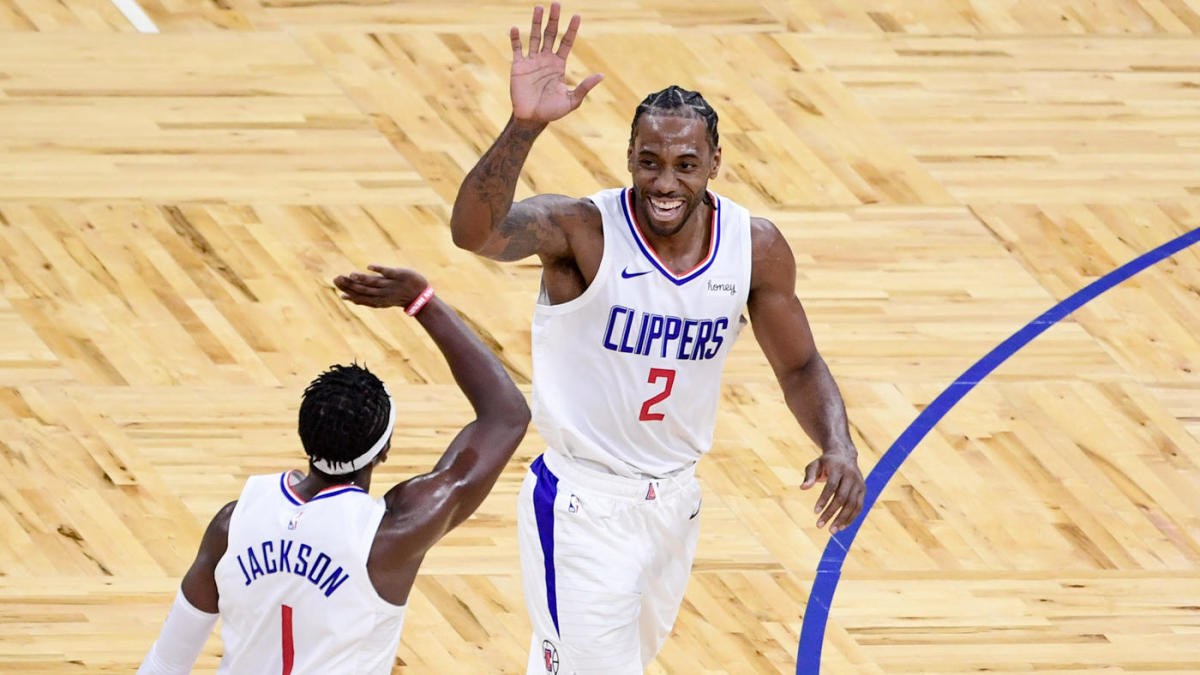 Kawhi Leonard playing at MVP level as Clippers' emphasis on passing has changed offensive equation - CBS Sports
