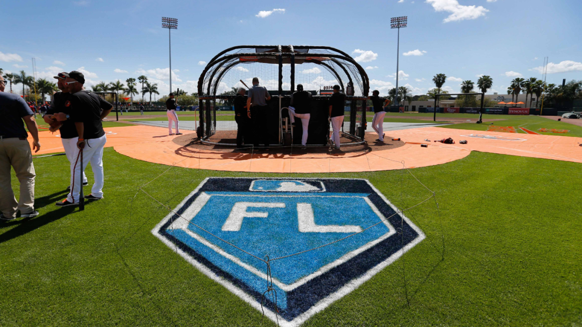 MLB spring training 2021: How this year's camp will be different for players, teams and fans - CBS Sports