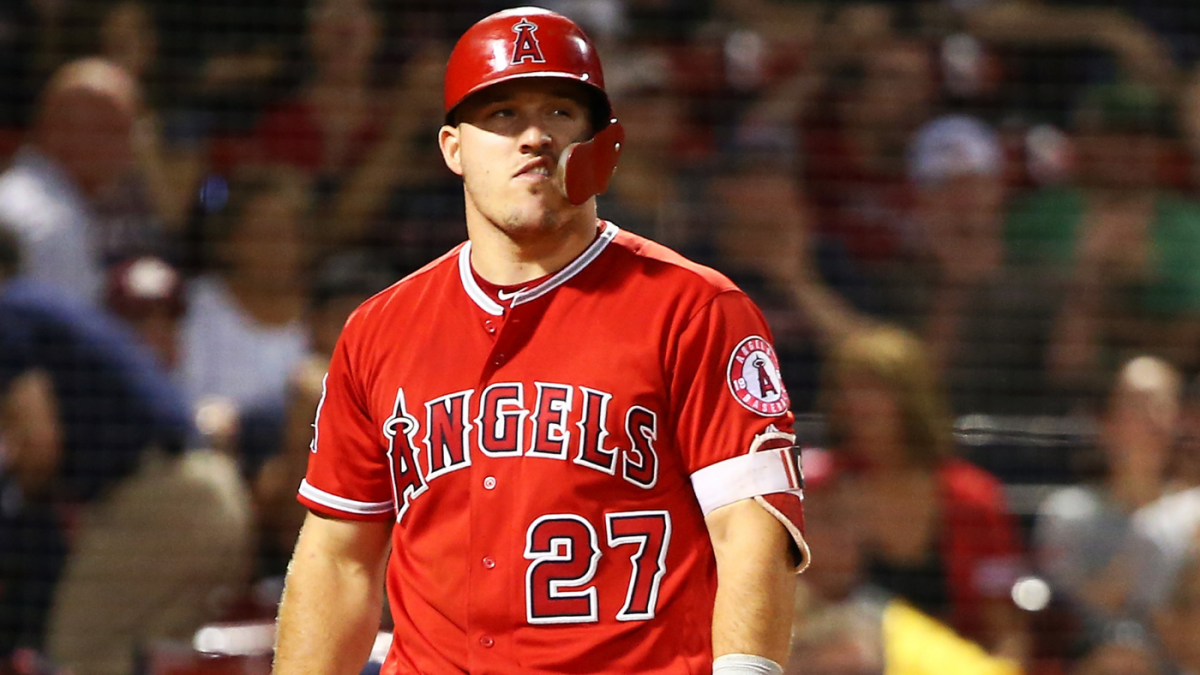 Four MLB players who could request a trade, including Mike Trout and a forgotten Yankees player thumbnail