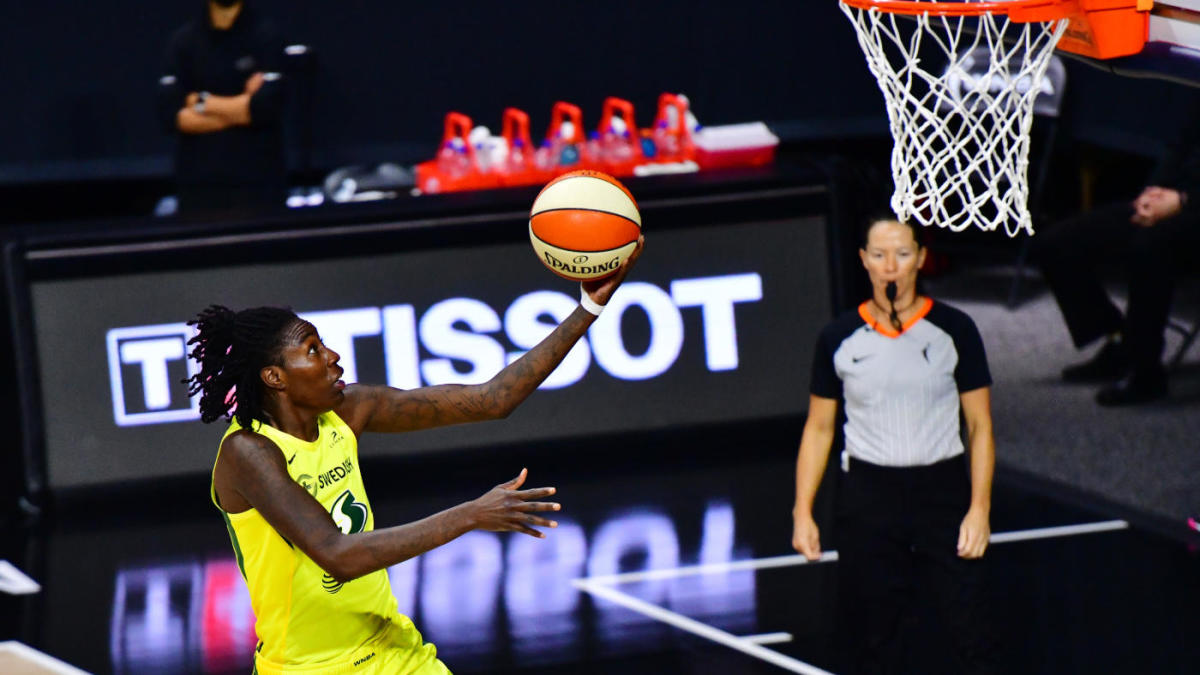 WNBA trade grades: Storm, Liberty, Mercury, Wings, Lynx shake up the league with a series of stunning deals - CBS Sports
