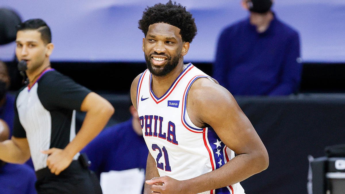 76ers' Joel Embiid not just raising the bar this season, he's making history in the process