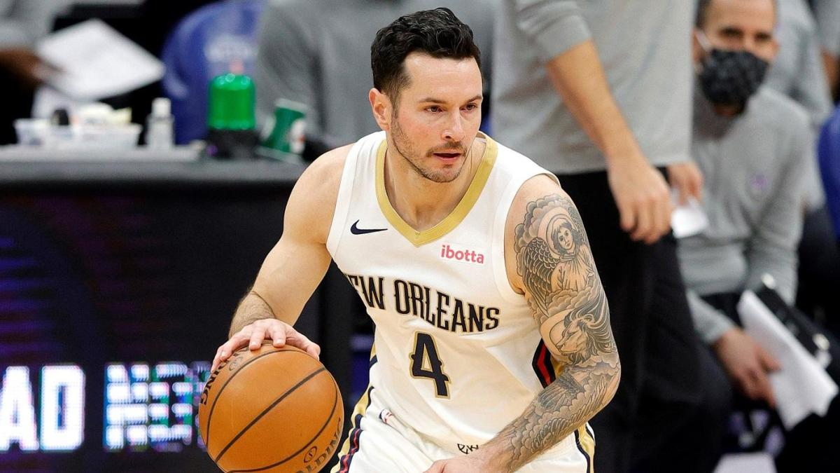 J.J. Redick would prefer trade to either Nets or Knicks as family lives in Brooklyn, per report
