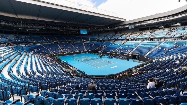Australian Open 2021 Rod Laver Arena
