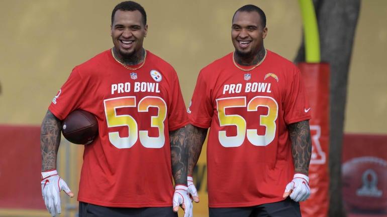 NFL: Pro Bowl AFC/NFC Practice