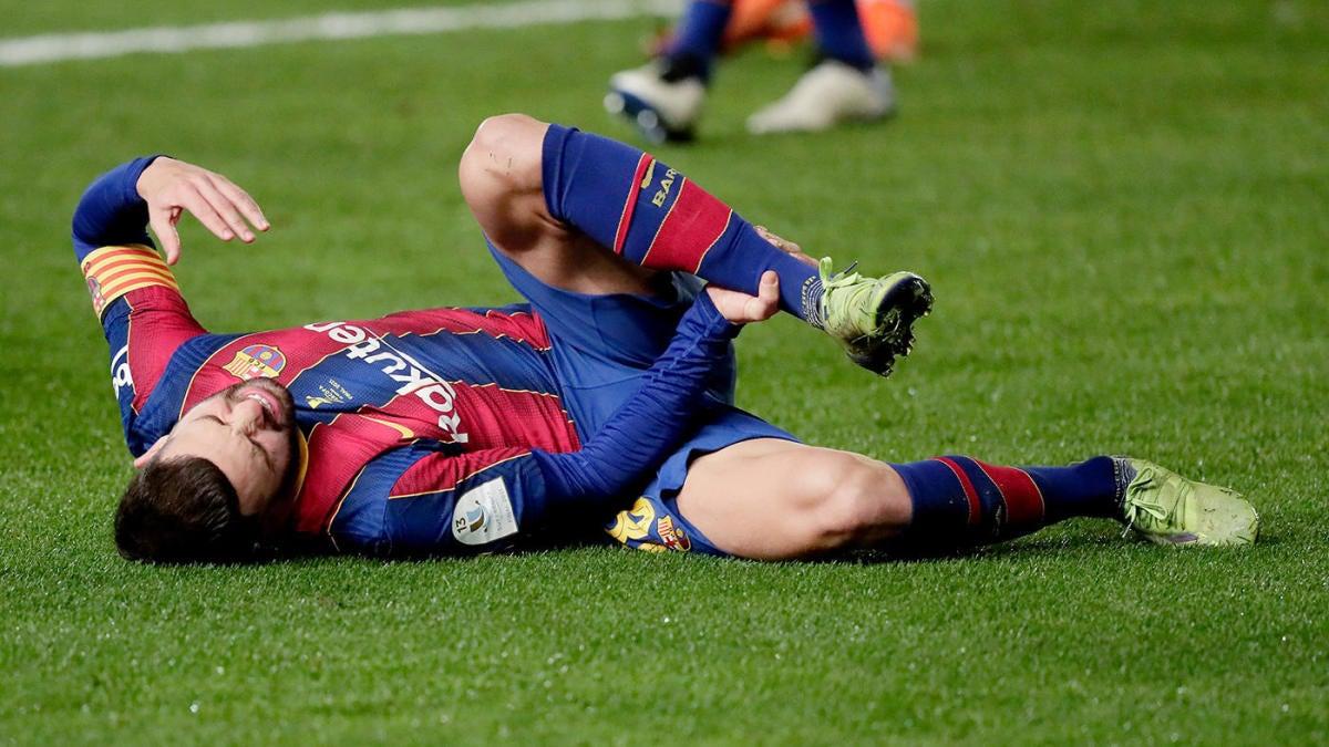 Champions League Injury Report, Team News: Barcelona's Pique Could Be  Ready; PSG Seek Marco Verratti Boost - WorldNewsEra