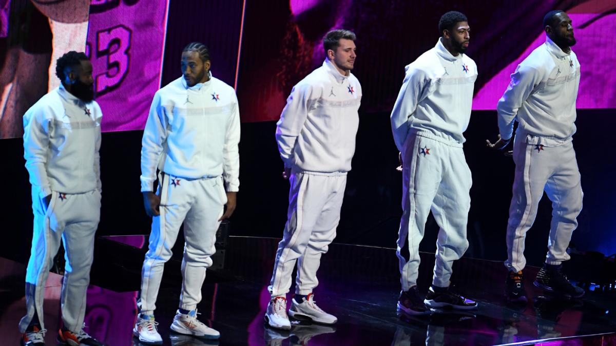 Why voting for NBA All-Star Game starters was not an easy task in this unprecedented season – CBS Sports