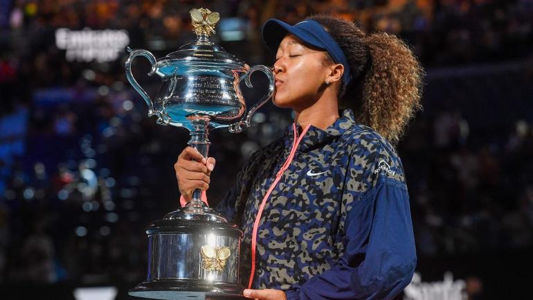 Naomi Osaka Australian Open 2021 Champion