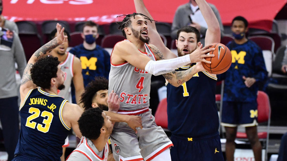 As the NCAA Tournament looms ahead, Michigan vs. Ohio State arrived at perfect time for college basketball - CBS Sports
