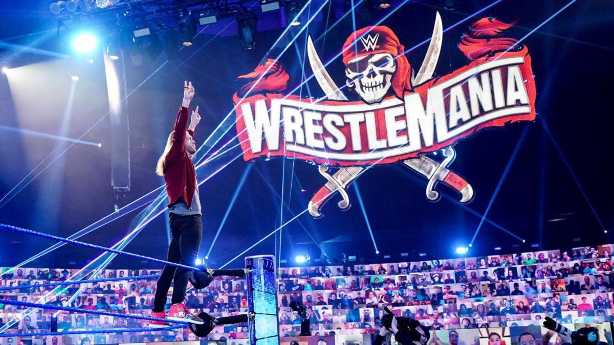 WWE WrestleMania 37 matches, card, 2021 date, start time, predictions, match card, news, location - CBSSports.com