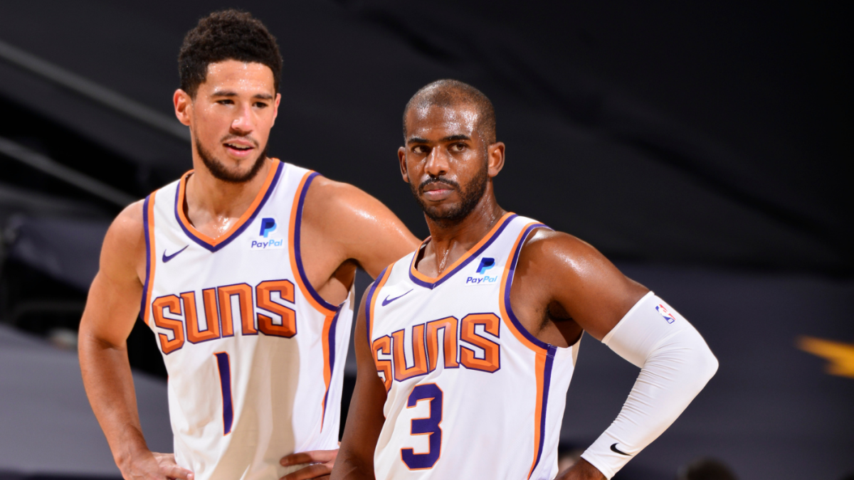 The Phoenix Suns star players in Devon Booker and Chris Paul are driving them to the West crown